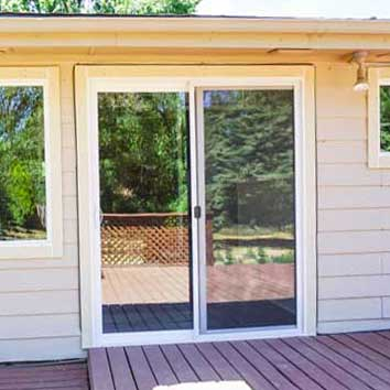 New Sliding Glass Doors